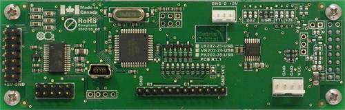 VK202-25-USB (Back)